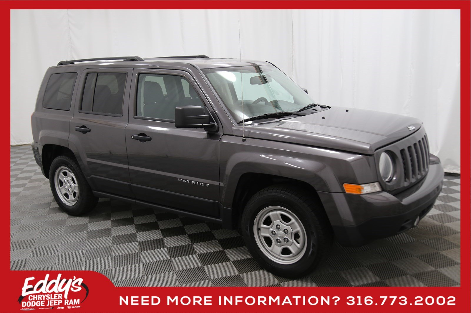 Pre Owned 2017 Jeep Patriot Sport