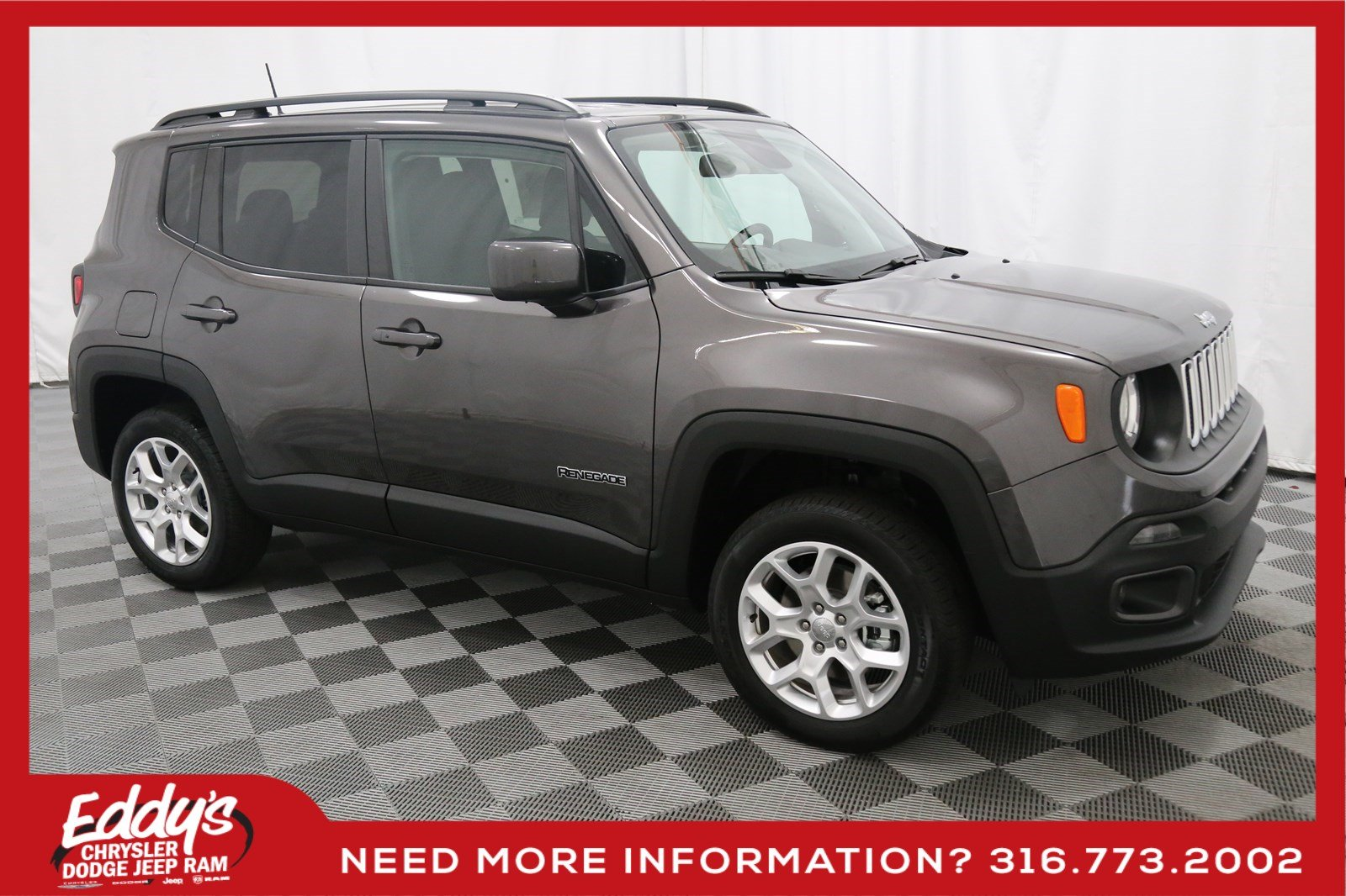 Pre-Owned 2018 Jeep Renegade Latitude 4X4