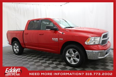 Pre-Owned 2019 Ram 1500 Classic Crew Cab Big Horn 4x4