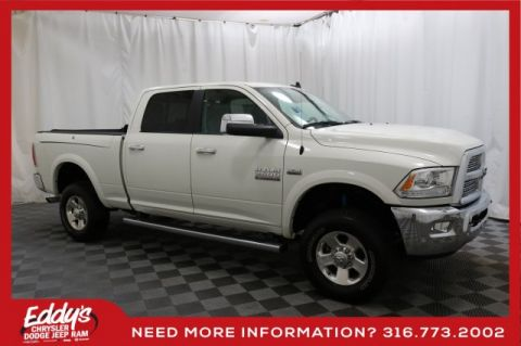Pre-Owned 2016 Ram 2500 Crew Cab Laramie Power Wagon 4x4