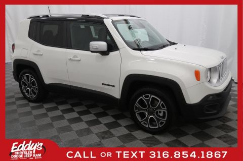 Perfect New 2018 JEEP Renegade Limited